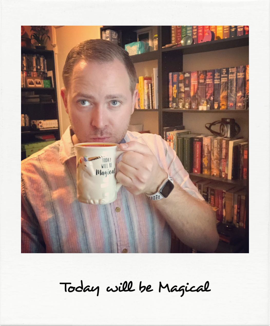 Today will be Magical