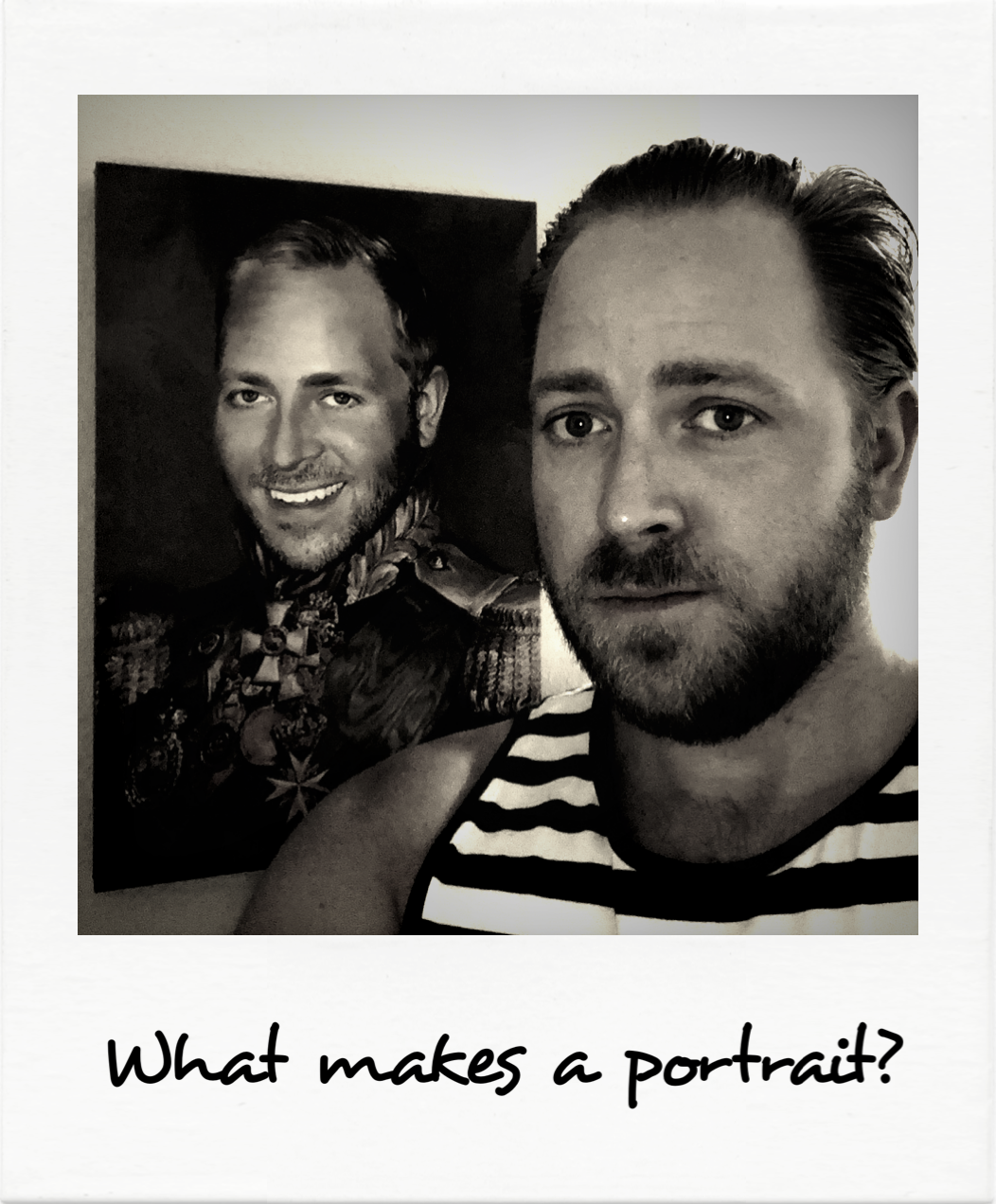 What makes a portrait?
